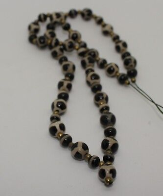 Ancient  Bead Necklace - 099