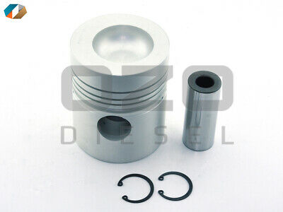ME011143 PISTON STD WITH PIN /& CLIP Fits Mitsubishi 4D34T New 104mm Set of 4