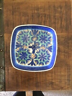 Royal Copenhagen Aluminia Faience Denmark Marianne Johnson Ceramic Dish