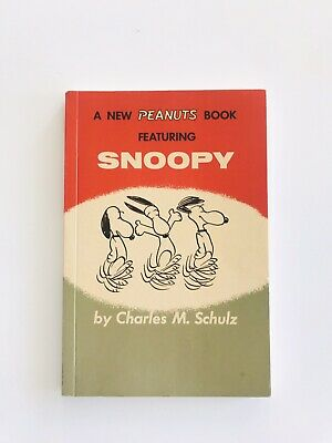 A New Peanuts Book Featuring Snoopy By Charles M. Schulz (Paperback, 2015)