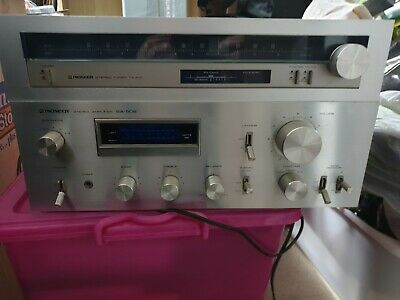 Pioneer Stereo Amplifier SA-508 And Tuner TX-410 Plus Speaker Package