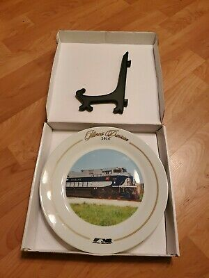 Norfolk Southern 2014 Train Plate Train # 1070