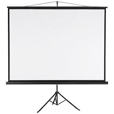 Portable Projector Screen Outdoor Indoor Movie Cinema Theater Screen with Stand