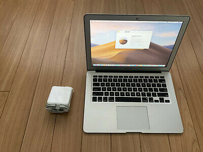 2015 Apple MacBook Air 13 inch i5 up to 2.7 GHz 4GB Ram 128GB SSD A1466