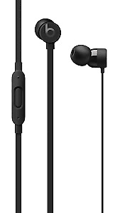 Beats by Dr. Dre urBeats3 Earphones - 3.5mm Black In Ear Bass Apple 3 New