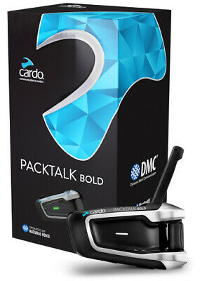 Cardo - Packtalk Bold  Kommunikationssystem : Single