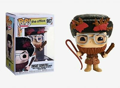 Funko Pop Television: The Office - Dwight Schrute as Belsnickel Figure #43431
