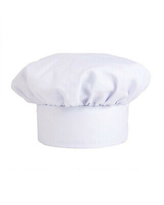 Traditional chef hat, kitchen chef classic hat, chef mushroom hat, chef hats NEW