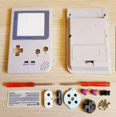 Kit Restauration NEUF Game Boy Pocket Coque / Shell / Case / Cover