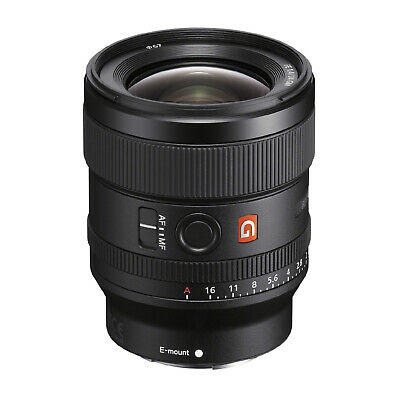 Sony Alpha FE 24mm f/1.4 GM Lens