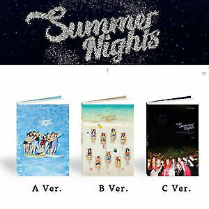Twice - 2Nd Special Album: Summer Nights