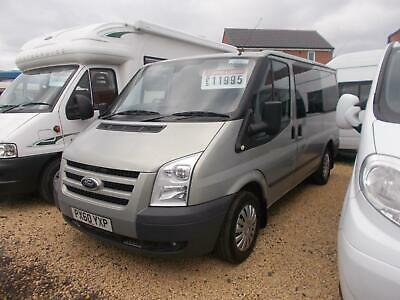 2010 Ford TRANSIT  T260M TREND 2 berth campervan new conversion 3 month warranty