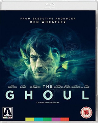 Ghoul The DVD NEW