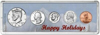 1963 P D Mint Set In Snap Tight Display Cases Uncirculated Flat Rate Shipping