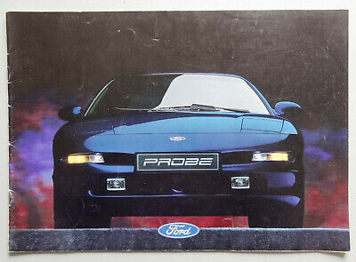 V13222 Ford Probe - Catalogue - 03/95 - A4 - Fr