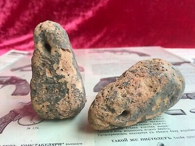 2 strands weaving tools Tripol culture pottery clay Neolithic 2 millennium BC