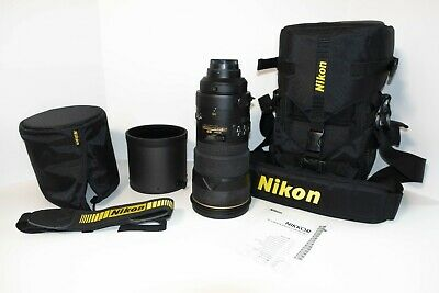 Nikon 300mm f/2.8 VR II lens (Current version)  Mint Condition!