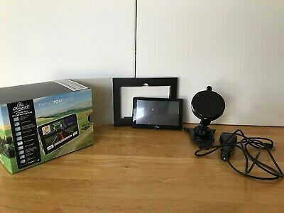Go Cruise 5'' in-Car GPS Navigation System 12.7cm LCD Screen IN BOX UNUSED 5061