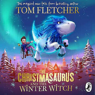 The Christmasaurus and the Winter Witch (Audio CD)