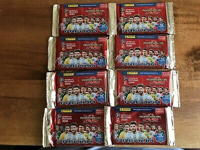 Panini Adrenalyn XL FIFA WORLD CUP RUSSIA 2018  PREMIUM...NEW&SEALED