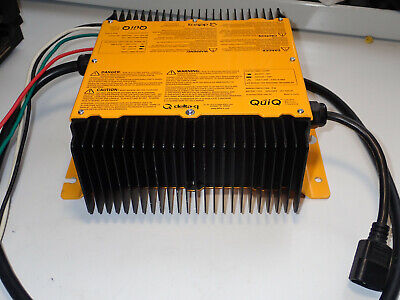 Delta Q 48V automatic industrial battery charger 100Ah to 400Ah  QuiQ 912-4800