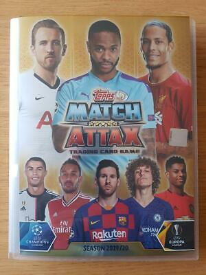Match Attax 2019/20 100% Complete Album (406 Cards) Plus 11 Limited Edition Card