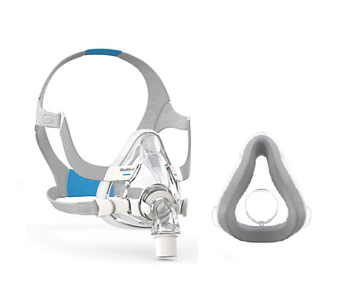 Resmed Airtouch F20 Grand Large masque cpap avec coiffe