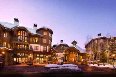 Hyatt Mountain Lodge: Annual Platinum Week 13/2,000 Points + 1,440 Float Points