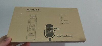 16GB Digital Voice Recorder Voice Activated Recorder with Playback Tape Recorder