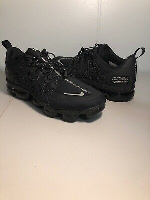NIKE AIR VAPORMAX Run Utility BlackReflect Silver AQ8810