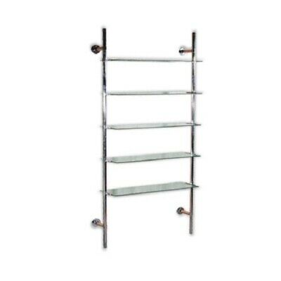 Glass Shelves Wall Mounted Salon Beauty Clinic Medi Day Spa Display Furniture
