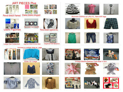Store Inventory For Sale, Collectables, Barbies, Toys, Clothes, $25000 In Int