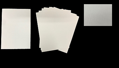 Card Ivory (Cream) Linen A4 - Textured - pack of 10 sheets - 240GSM