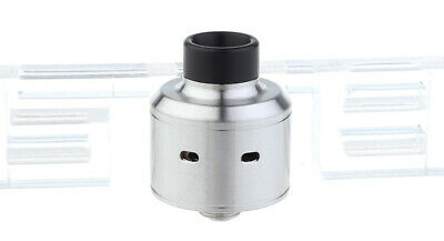Vapeasy Citadel Styled RDA Rebuildable Dripping Atomizer Stainless Steel Color