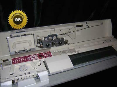 Brother Electronic Knitting Machine KH 950 Electroknit fully serviced