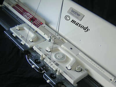 Brother Electronic Knitting Machine KH 950i Electroknit fully serviced
