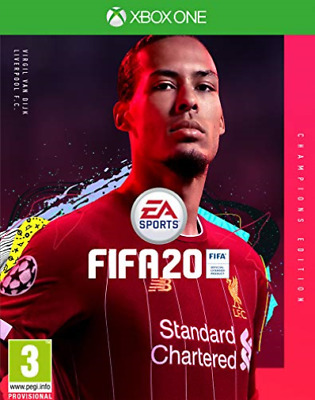 Xbox One-Fifa 20 Champions Edition (Xbox One) GAME NEW