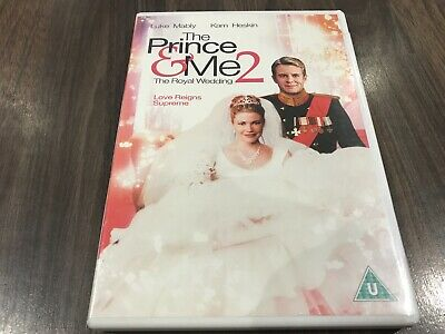 BOXED - The Prince And Me 2 - The Royal Wedding (DVD, 2008)