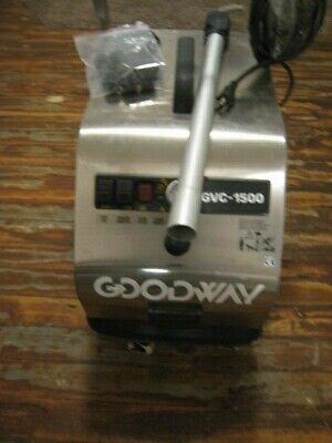 Goodway GVC-1500 Steam Cleaner
