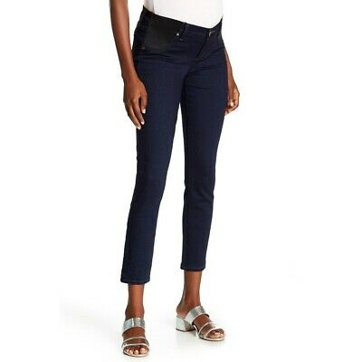 New with Tag $199 PAIGE Verdugo Ankle Skinny Jeans in Palmo Maternity Size 28