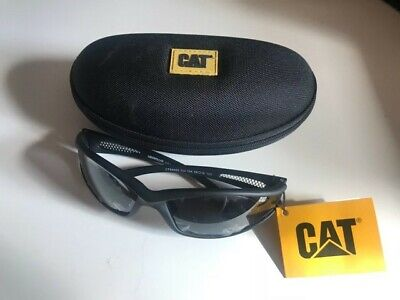 Brand New With Case Caterpillar CAT Sunglasses