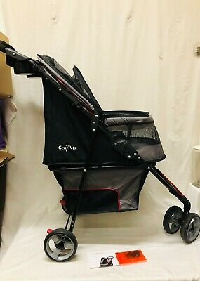 Gen7Pets Regal Plus Pet Strollers in 3 Modern Colors for pets up to 25 pounds