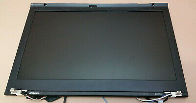 IBM LENOVO THINKPAD L412 SERIES COMPLETE SCREEN ASSEMBLY w// hinges webcam