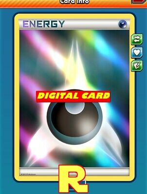 - for Pokemon TCG Online SM 10x FOIL Metal Energy ptcgo in Game Card