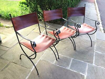 Magnificent Charleston Forge Wrought Iron Round Dining Table 332 00 Caraccident5 Cool Chair Designs And Ideas Caraccident5Info