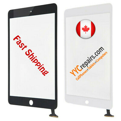 For iPad Mini 1 & 2 Front Touch Screen Digitizer Glass Lens Replacement