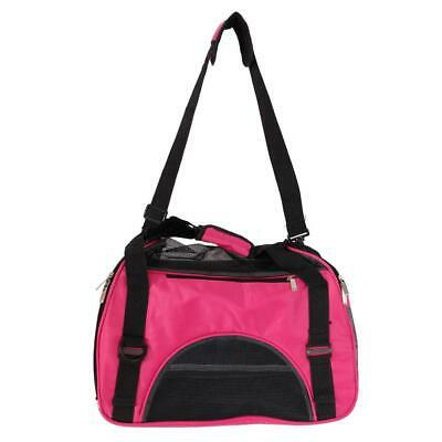 Airline Approved Pet Travel Carrier Travel Bag for Cat Small Dogs Shoulder US