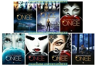 Once Upon A Time Complete Series Seasons 1 2 3 4 5 6 & 7 New Sealed DVD Set 1-7