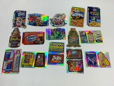 Topps Vending Wacky Packages 2005 Special Edition WPS Set of 15 Very Rare