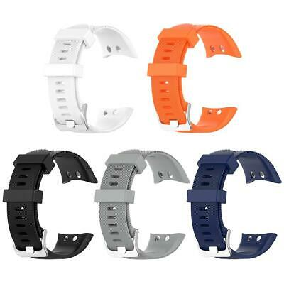 Soft Silicone Wristband Replacement Watch Band Belt for Garmin Forerunner 45 45S